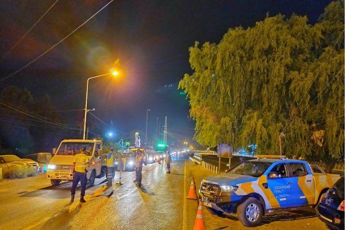 La Policía sigue a full con controles por el fin de semana largo