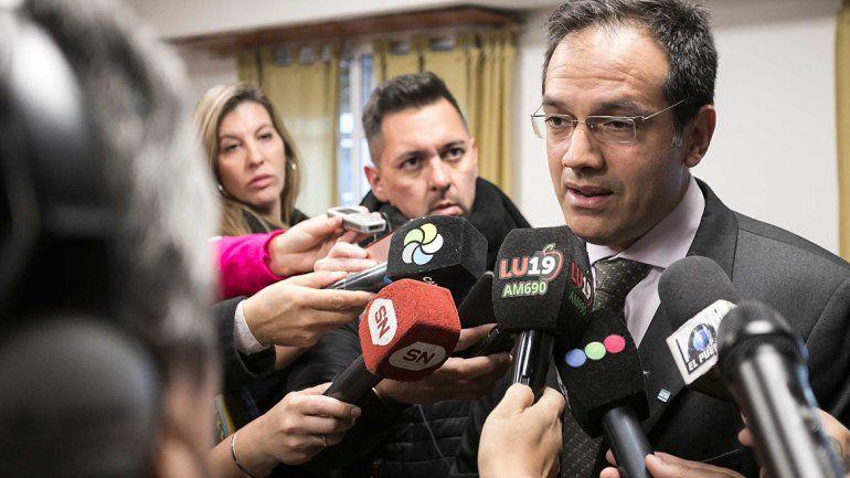 Rodríguez Lastra presentó la renuncia en el hospital de Cipolletti