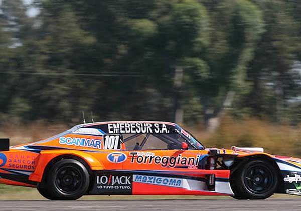 Urcera hizo la pole en el TC Mouras de La Plata
