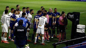Los increíbles audios del VAR en Boca- Atlético Mineiro