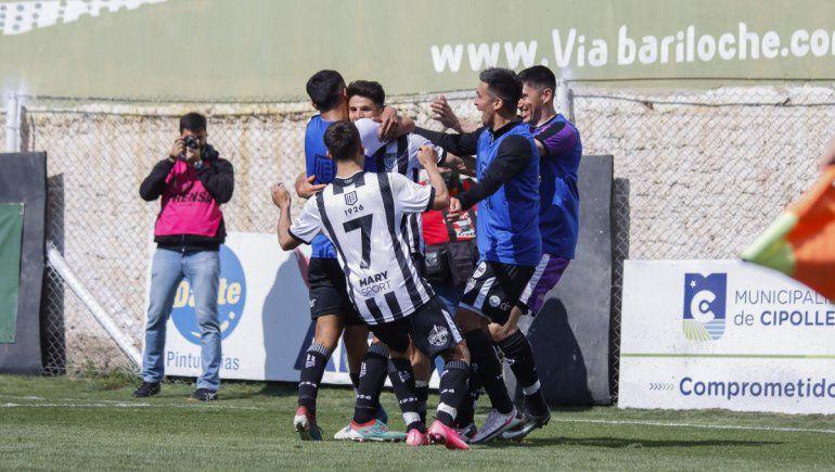 Los 3 puntos en La Visera afianzan a Cipo entre los 8 de punta.