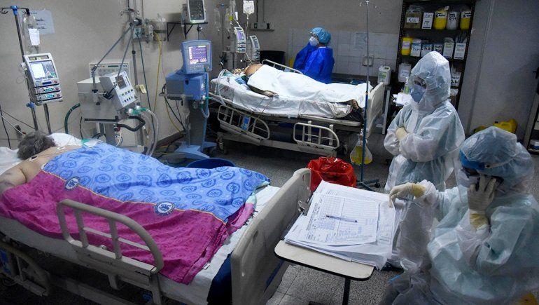 Hubo tres víctimas fatales por coronavirus en Cipolletti