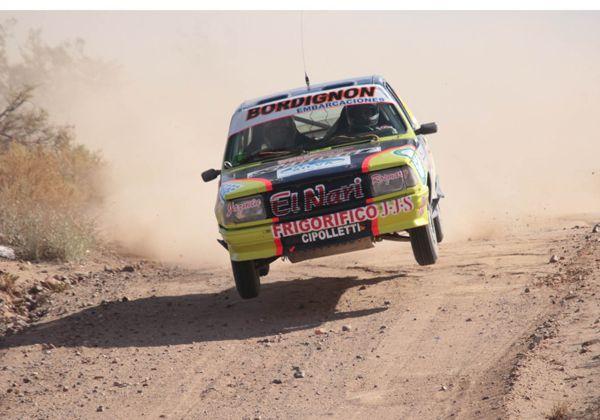 Un positivo balance tras la 2ª fecha del Rally Regional