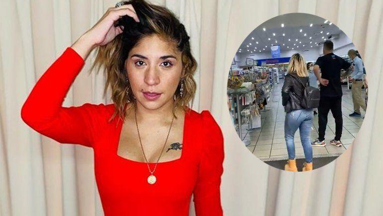 El robo a Rocío Quiroz, que terminó con su esposo demorado