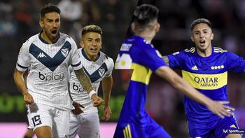 Boca-Vélez y el clásico Huracán-San Lorenzo: Hora, TV y formaciones