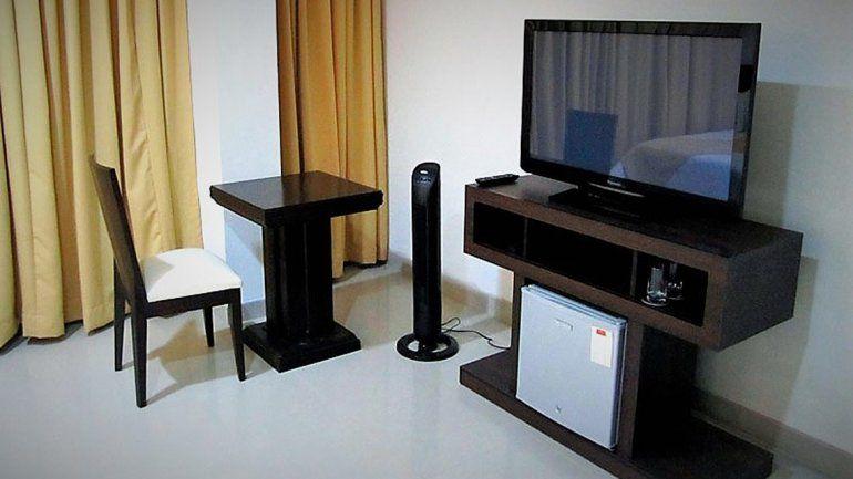 Un complejo de cabañas tendrá que pagar el impuesto por tener televisores