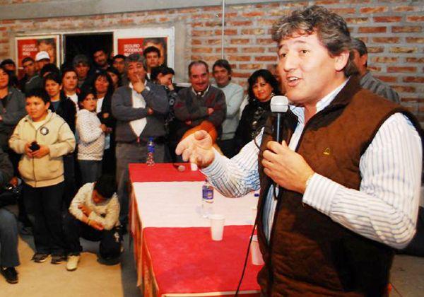 Barbeito recorre el Sur como parte de su campaña para la gobernación