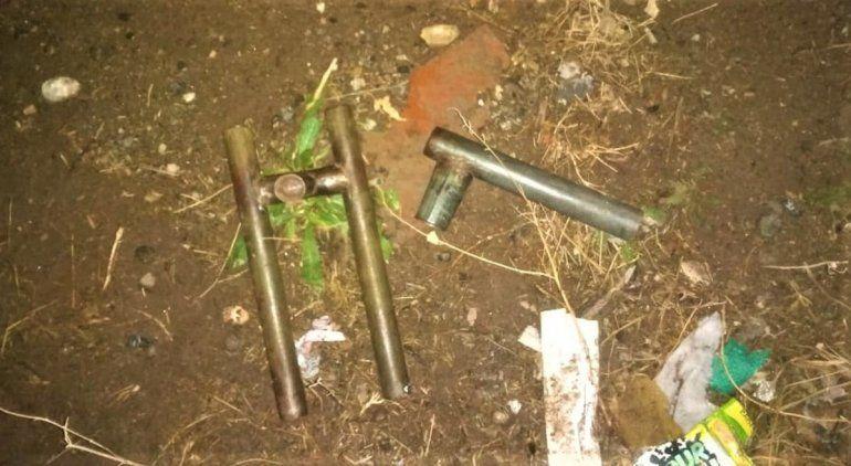 Rompió la cuarentena y con una tumbera anduvo a los tiros en el Barrio Obrero