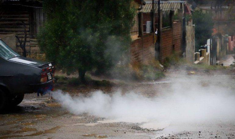 Río Negro mide la contaminación con gases de efecto invernadero