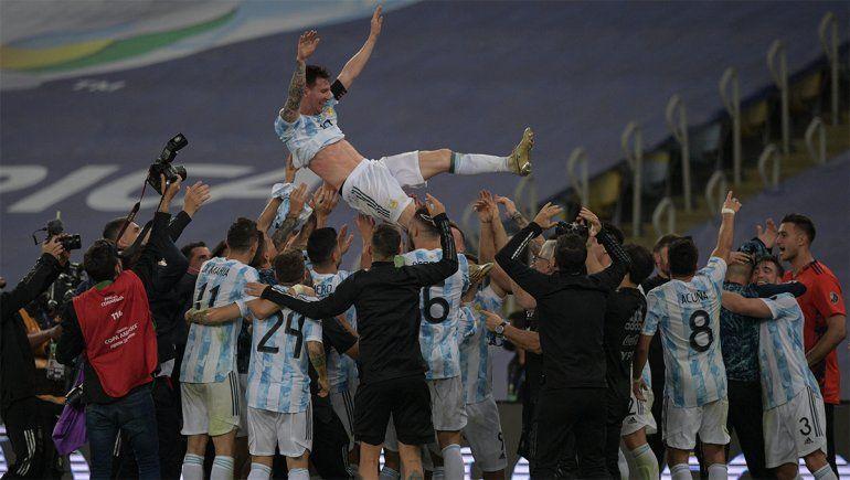 La quinta fue la vencida: el arduo camino a la gloria de Messi con la Selección
