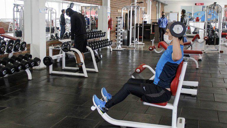 Reabre Buena Vida, el gimnasio más grandede la Patagonia