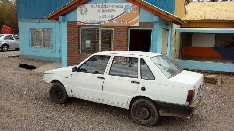 La Policía secuestró cinco autos robados en menos de 72 horas