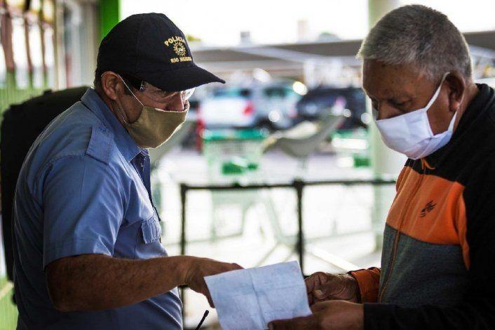 El Ministerio de Salud dispuso medidas preventivas en El Bolsón.