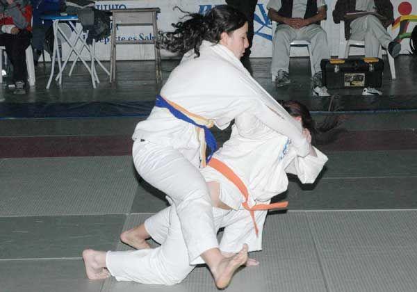 Torneo interprovincial de judo
