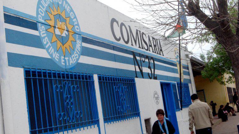 La denuncia por el hurto del auto había sido radicada en la Comisaría 32.