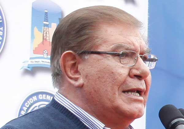 Apoyo de Pereyra a López por la CGT