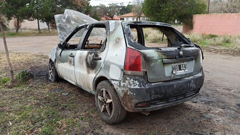 Denunció que le incendiaron dos autos en menos de un mes.