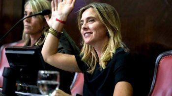 El papelón de la senadora macrista que criticó a Kicillof por medida de Vidal