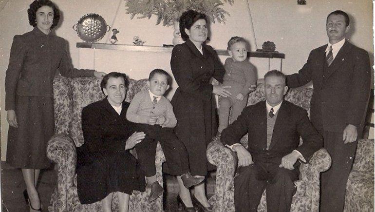 Los Rodríguez - Todero, colonos españoles e italianos en el Valle