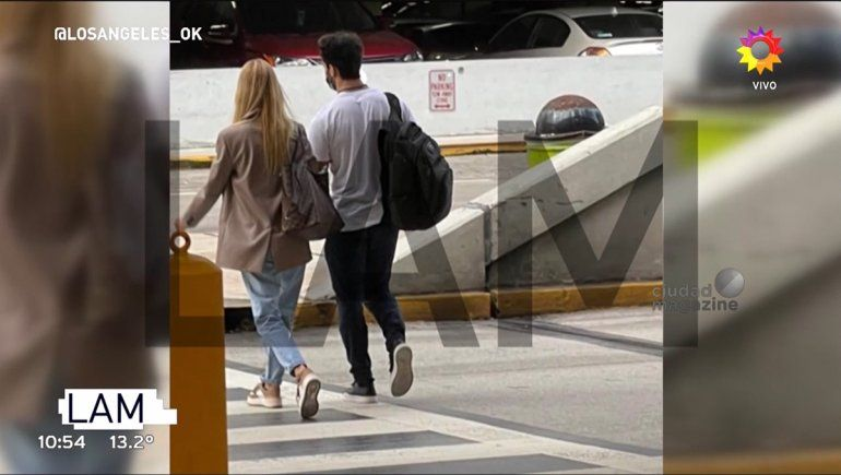 Urcera y Nicole viajaron a Miami: ¿escapada romántica o de vacunación?