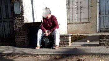 Insólito: paciente con COVID se escapó del hospital con la máscara de oxígeno puesta