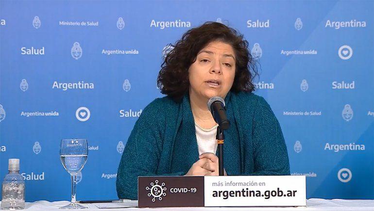 Suman 26 nuevos fallecimientos por coronavirus en Argentina