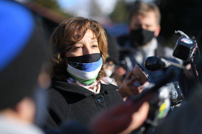 Carreras espera el decreto para anunciar el toque de queda en Río Negro