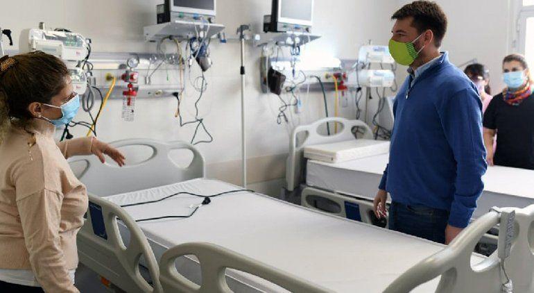 Río Negro invirtió $3.100 millones en los hospitales por la pandemia