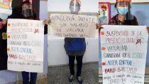 docentes proponen un paro sanitario por los casos de covid