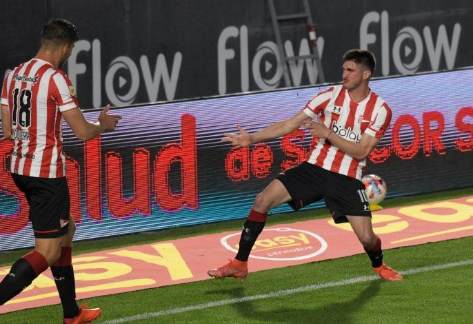 ¡Del Prete, matador!: Mirá el cuarto gol del Tuti en el Pincha