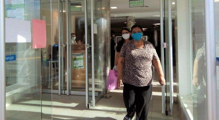 Emotivo audio de mujer de Cipolletti que le ganó al coronavirus