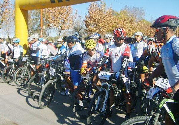 El ciclismo de montaña cierra la temporada en Zapala