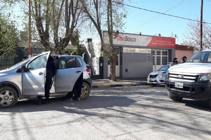 Chocó a otro auto y se dio a la fuga: lo buscan en Cipolletti