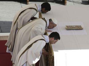 El Papa afirmó que el verdadero poder es el servicio