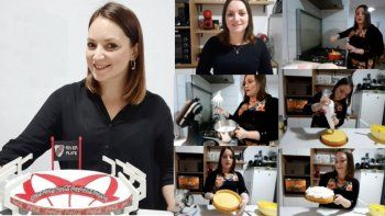 Una neuquina pide ayuda para sumarse a Bake Off