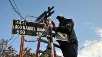 un abrumador machismo predomina en los nombres de las calles cipolenas