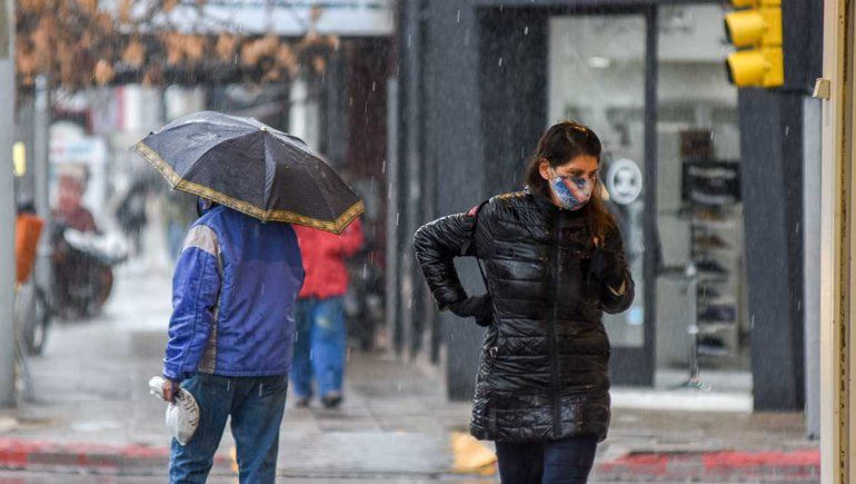 ¿Se viene el agua? Alertan por tormentas fuertes en el Alto Valle