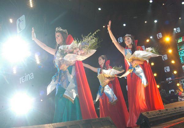 Evelyn Guiretti es la nueva reina Nacional de la Manzana