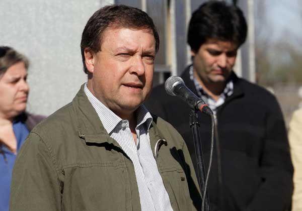 Weretilneck intervino el Servicio Penitenciario Provincial
