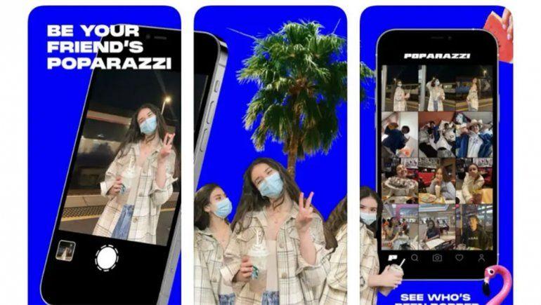 Poparazzi, la nueva red social que no permite selfies ni fotos con filtros