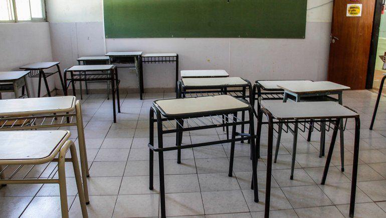 Las clases continuarán suspendidas en Cipolletti