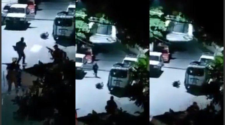 Video: así fue el asesinato del presidente de Haití