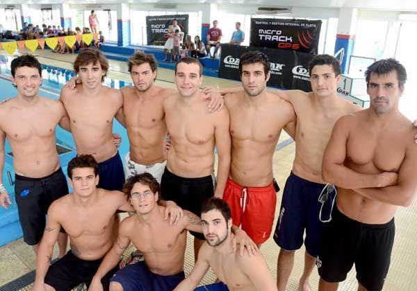 Gastón Rodríguez convocó a los mejores nadadores de país