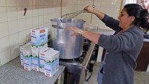 vuelven los refrigerios en las escuelas de rio negro