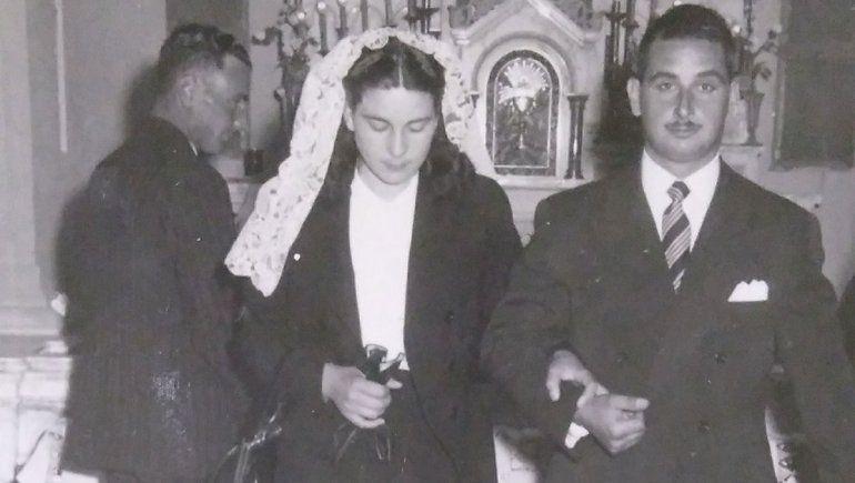 La familia Lisanti, los pioneros que llegaron por un gasoducto