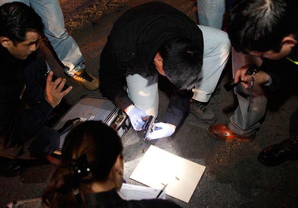 Cuatro detenidos por el olfato de los canes policiales
