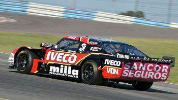 Manu Urcera volvió a ganar en Buenos Aires, esta fecha en la segunda fecha del TC.