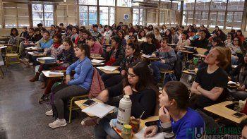 todas las universidades del pais vuelven a la presencialidad