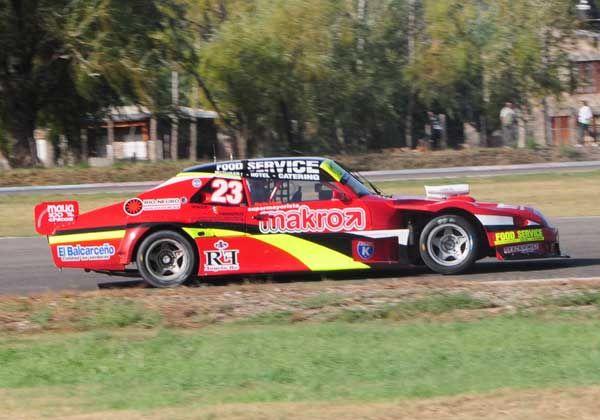 Alessi, tercero en Centenario