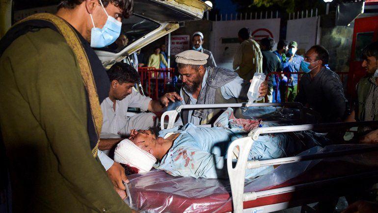 Doble atentado suicida sacudió a la capital de Afganistán